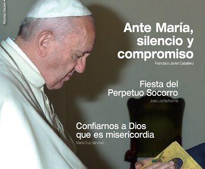 Ante María, silencio y compromiso