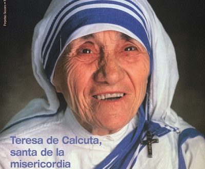 Teresa o el sabor a Reino