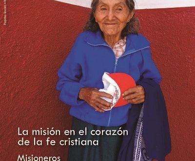 Misioneros que ofrecen vida